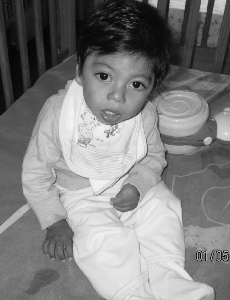 Adrian - Cerebral Palsy and Severe Malnutrition
